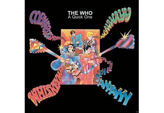The Who - A Quick One (Lp) - (Vinyl)