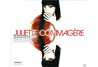 Juliette Commagere - Queens Die Proudly - (CD)