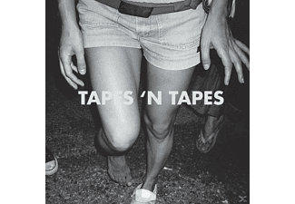 Tapes 'n Tapes - Outside - (CD)