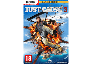 Just Cause 3 Steelbook Edition Action PC