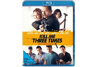 Kill me three Times - (Blu-ray)