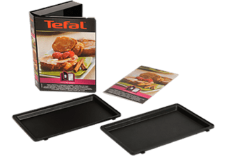 TEFAL XA8009 Snack Collection Wentelteefjesplaten