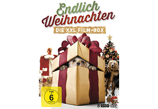 weihnachts collection dvd film boxen film specials. Black Bedroom Furniture Sets. Home Design Ideas