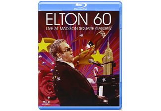 Elton John - Elton 60-Live At Madison Square Garden (Blu-Ray) - (Blu-ray)