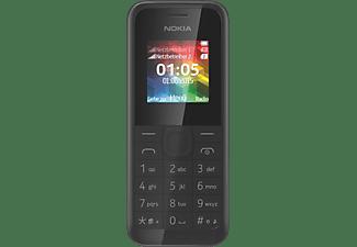 nokia 105 dual sim mobiltelefon schwarz mediamarkt. Black Bedroom Furniture Sets. Home Design Ideas