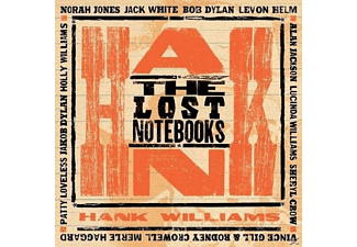 VARIOUS - The Lost Notebooks Of Hank Williams - (Vinyl)