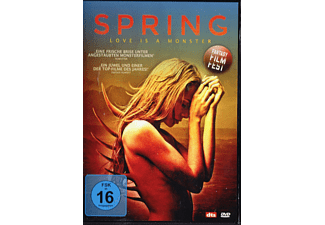 SPRING - LOVE IS A MONSTER - (DVD)