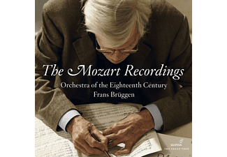 Frans Brüggen, Thomas Zehetmair, Orchestra Of The 18th Century, Joyce Didonato - The Mozart Recordings - (CD)