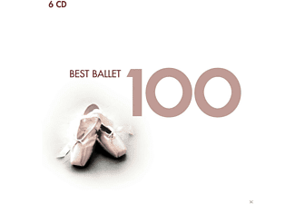 VARIOUS - 100 Best Ballet [CD]