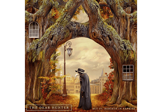 The Dear Hunter - Act Iv: Rebirth In Reprise [CD]