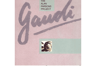 The Alan Parsons Project - GAUDI - (CD)