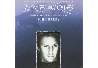 John Barry - Dances With Wolves-Original Motion Picture Sound [CD]