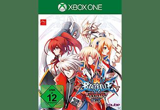 BlazBlue Chrono Phantasma Extend [Xbox One]