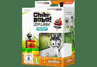 Chibi-Robo! Zip Lash + amiibo Figur [Nintendo 3DS]