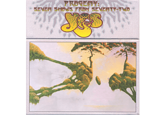 Yes - Progeny:Seven Shows From Seventy-Two - (CD)