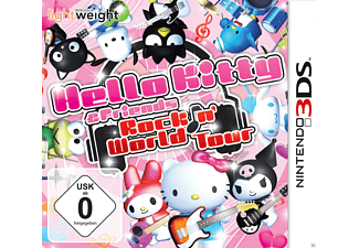 Hello Kitty & Friends Rockin World Tour - Nintendo 3DS