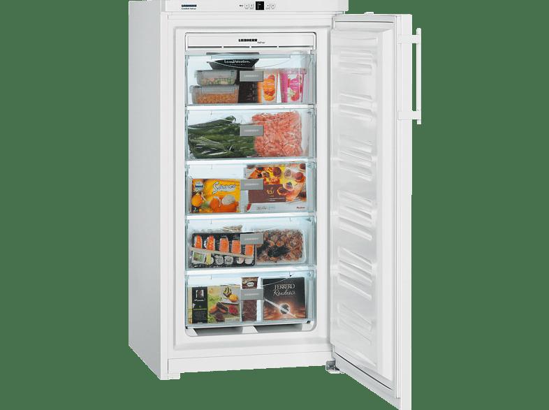 Kleiner Kühlschrank Mit Gefrierfach Saturn : Liebherr gefrierschränke günstig kaufen bei mediamarkt