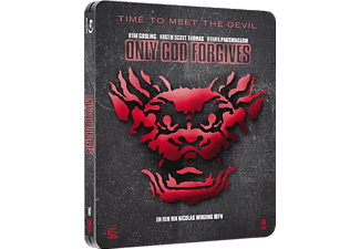 Only God Forgives - (Blu-ray)