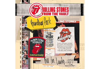The Rolling Stones - From The Vault. Live In Leeds 1982 | DVD + CD