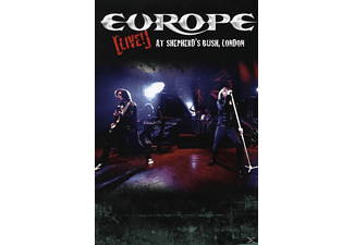 Europe - Live! At Shepherd's Bush, London - (DVD)
