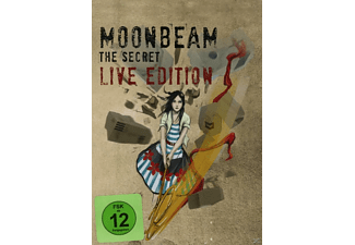 Moonbeam - The Secret / Live Edition (Dvd+Cd) [DVD + CD]