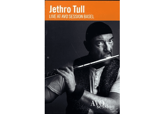 Jethro Tull - Live At Avo Session 2008 - (DVD)