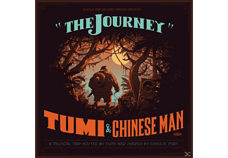 Tumi, The Chinese Man - The Journey (2lp) - (Vinyl)
