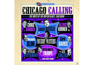 Various - Chicago Calling-The Roots Of Britisch R&B Boom [CD]