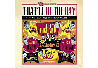 Various - That'll Be The Day [CD]