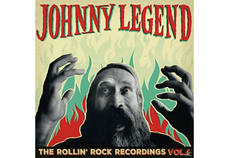 John Legend - THE ROLLIN ROCK RECORDINGS 1 - (Vinyl)