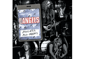 Little Angels - Access All Areas - (CD + DVD Video)