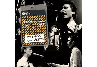 Omd - Access All Areas - (CD + DVD Video)