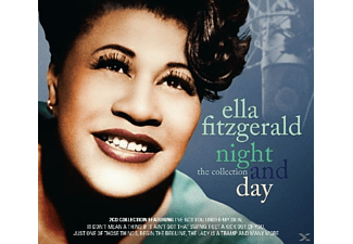 Ella Fitzgerald - Night And Day - (CD)