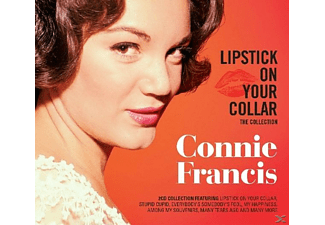 Connie Francis - Lipstick On Your Collar - (CD)