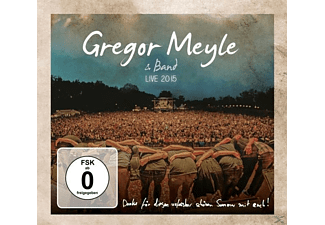 Gregor Meyle - Live 2015 - (CD + DVD Video)