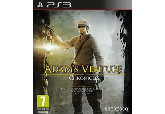 Adam's Venture - Chronicles PS3