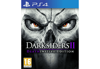 Darksiders II Deathinitive Edition (PlayStation 4)