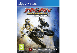 MX vs ATV Supercross – Encore Edition PS4