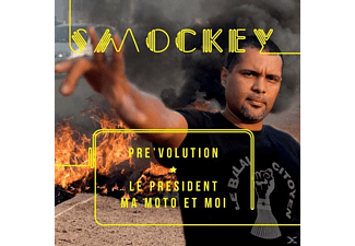 Smockey - Pre'volution:Le President, Ma Moto Et Moi - (CD)