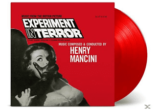Henry Nicola Mancini - Experiment In Terror (Blood Red Vin - (Vinyl)