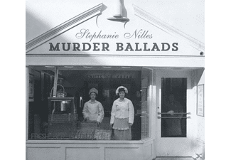 Stephanie Nilles - Murder Ballads - (CD)
