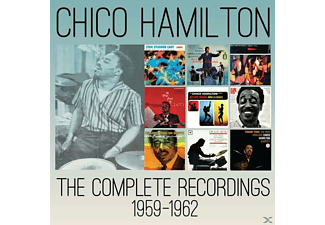 Chico Hamilton - The Complete Recordings 1959-1962 [CD]