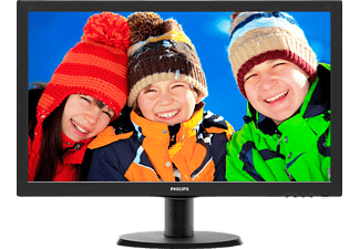 "PHILIPS Monitor 243 V 5 LHSB 23.6"" (243V5LHSB/00)"