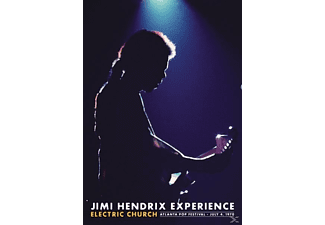 Jimi Hendrix Jimi Hendrix: Electric Church DVD