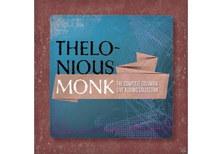 Thelonious Monk The Complete Columbia Live Albums Collection CD