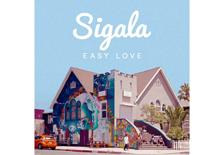 Sigala - Easy Love - (5 Zoll Single CD (2-Track))