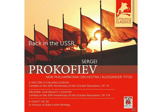 Aleksander Titov - Back In The Ussr - (CD)