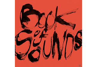 Book Of Sounds - Book Of Sounds [CD]