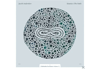 Jacob Anderskov - Kinetics (The Path) [CD]