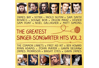 Various - The Greatest Singer-Songwriter Hits Vol. 2 | CD